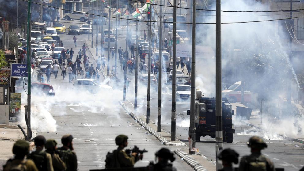 Muere otro joven palestino en un enfrentamiento con fuerzas israelíes https://t.co/a1l5EPBfuv https://t.co/8JgXME3gaB