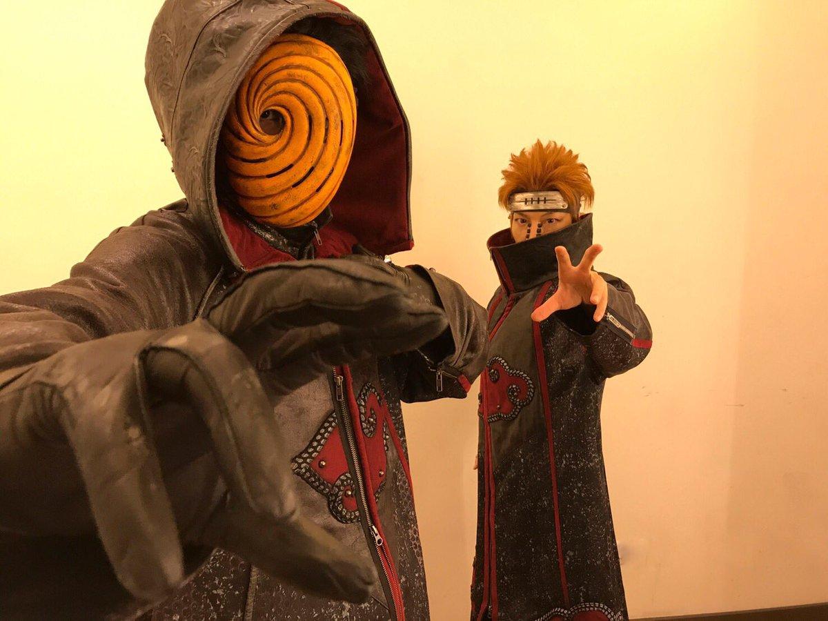 ライブスペクタクル「NARUTO-ナルト-」〜暁の調べ〜上海公演全ステージ終了。連日たくさんの皆さんに会えて嬉しかったで