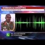 Sembabule shooting: Court martial sentences policeman to death