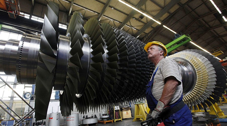 Germany wants more EU sanctions on Russia over turbines to Crimea – Reuters citing sources