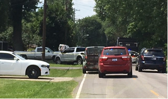 Suspect in custody after woman was stabbed to death in Shively