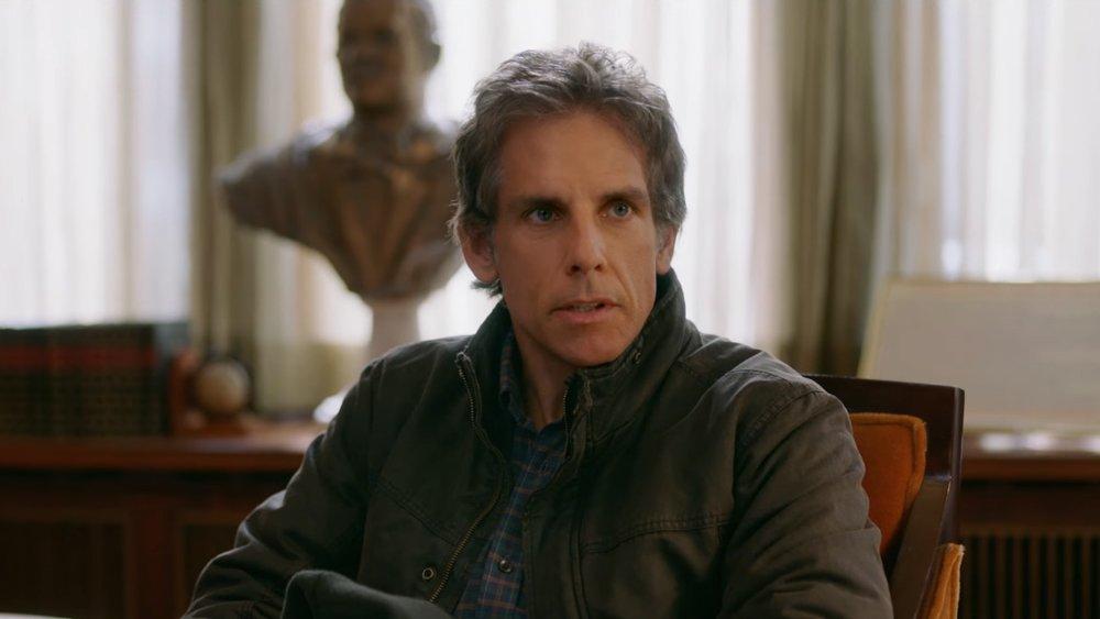 Ben Stiller has a nervous breakdown in first trailer for