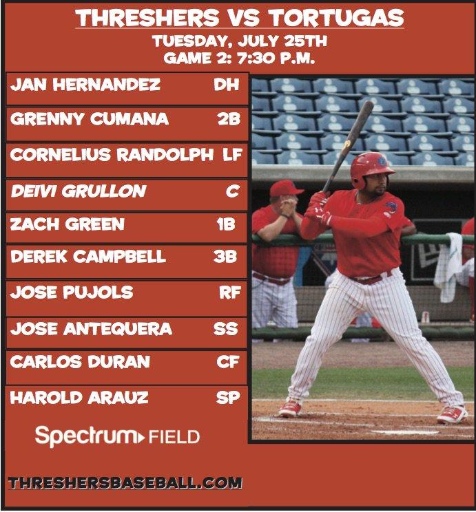 Threshers Baseball
