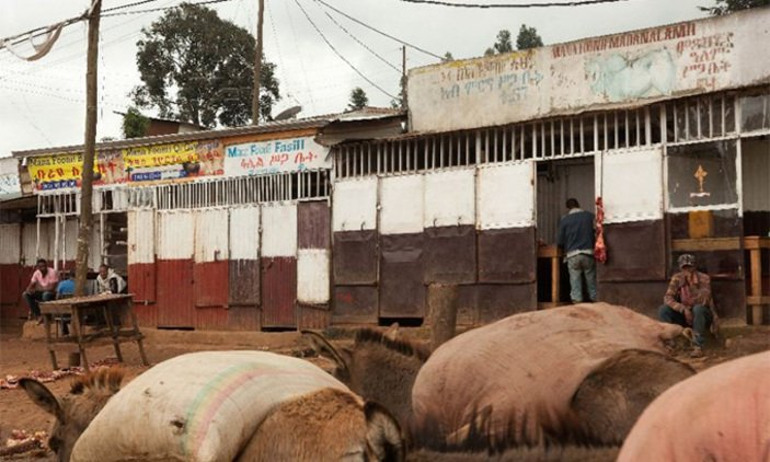 Shops close in Ethiopian capital over tax dispute
