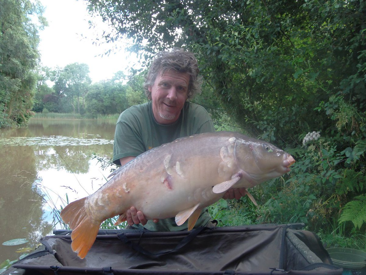 MAIN LAKE MIRROR CATCH MAKING 1 VERY HAPPY 5C'S MEMBER! #carpfishing https://t.co/GjIydG5Na1 https:/