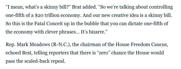 New GOP health care plan has a 'fatal' flaw. https://t.co/DIqeS17aud https://t.co/vvA4xeWz1H