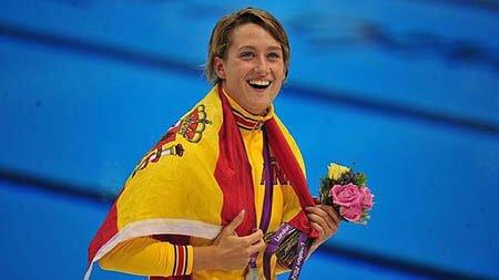 #Enhorabuena👌👌👌 ¡¡¡Mireia Belmonte @miss_belmont campeona del mundo de 200 m mariposa🏊!!! 👏👏👏👏