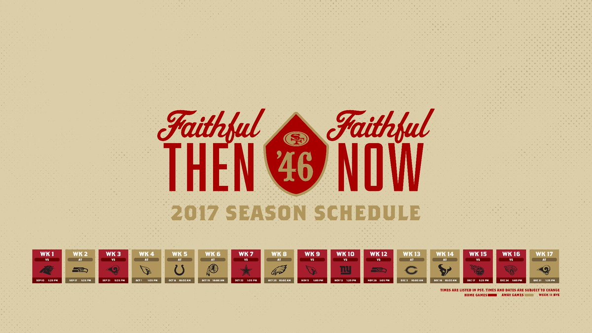 Need a new lock screen or desktop background? 49ers.com/wallpapers has got you! #FaithfulThen #FaithfulNow https://t.co/pxUjdPDI85