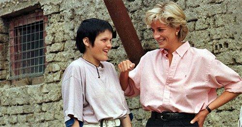 Bosnia marks 20 years since Princess Diana's visit