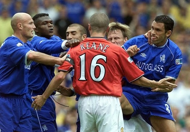 Happy Birthday to one of the hardest men in football - Roy Keane.