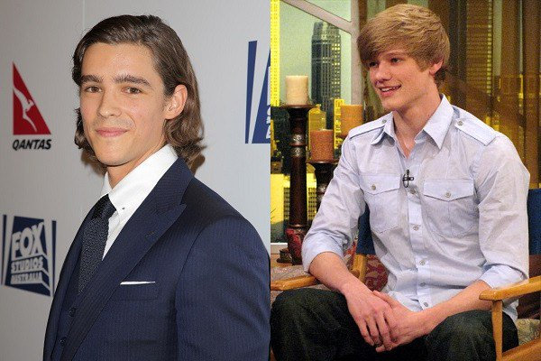 August 10: Happy Birthday Brenton Thwaites and Lucas Till