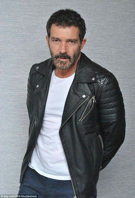 Happy birthday to Antonio Banderas