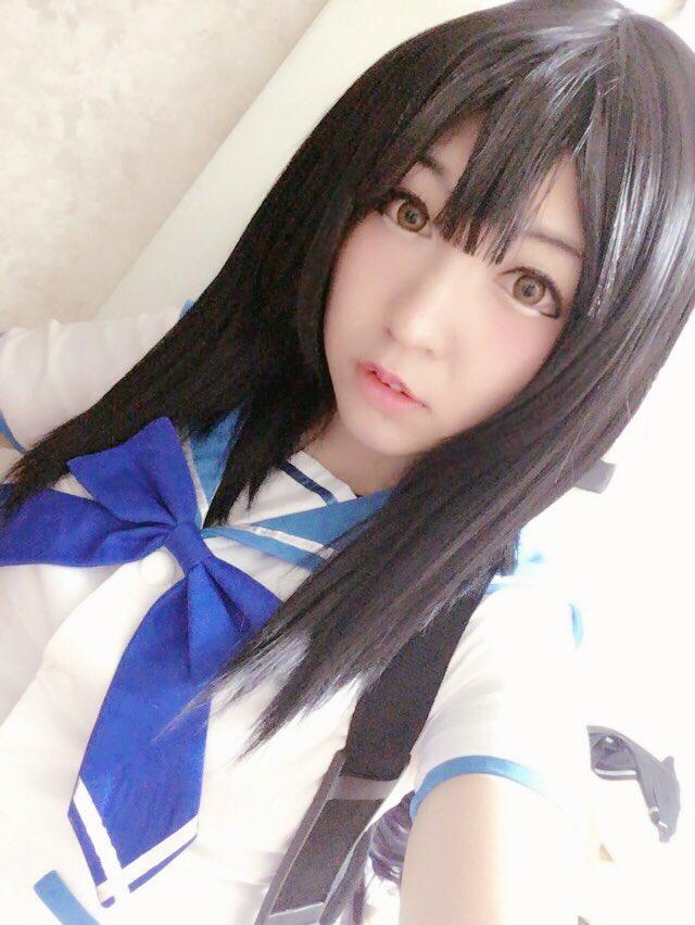 とりあえず、!わず🐼💕ストライク・ザ・ブラッド/姫柊雪菜皆さんと会えるの楽しみにしてます(*´꒳`*)雪霞狼持ち歩くので