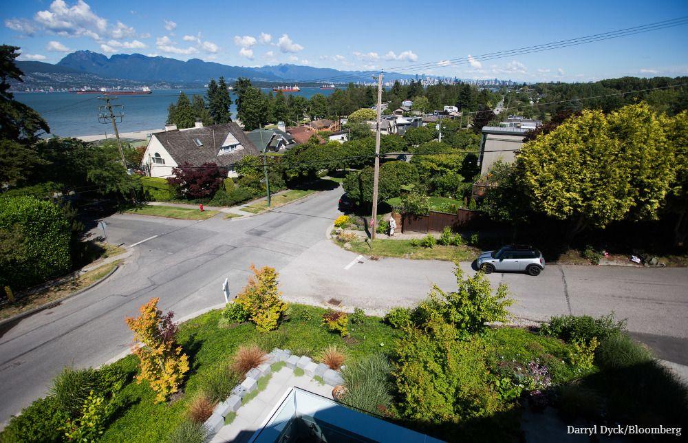 Vancouver, B.C., home prices reignite