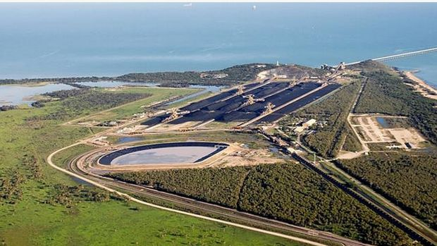 Adani fined $12,000 for Abbot Point coal terminal stormwater breach