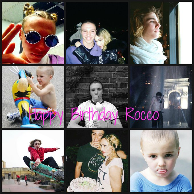 Happy Birthday to Rocco