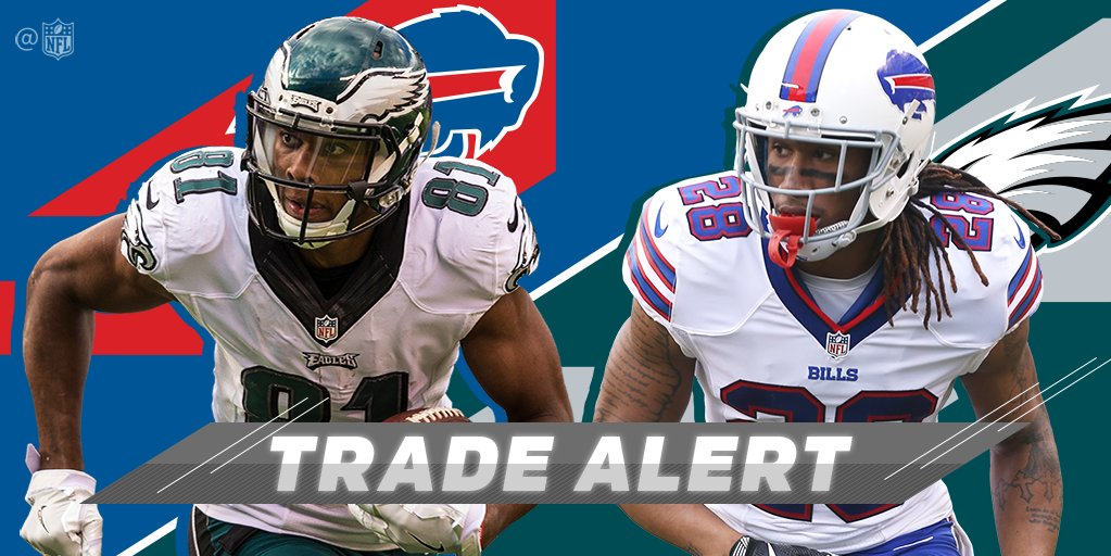 Matthews �� @buffalobills Darby �� @Eagles   WILD: https://t.co/EZtjUELjKo https://t.co/np8CaSqMaB