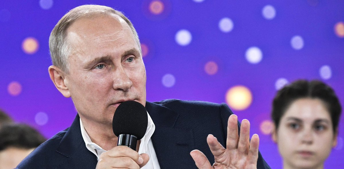 test Twitter Media - What would a post-Putin Russia look like? Prof of Government Peter Rutland has some ideas, via @ConversationUS: https://t.co/pA9Dd8AwHk https://t.co/osFi0vsjuB