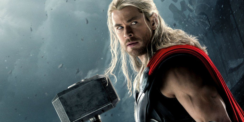 Wishing Chris Hemsworth a very Happy Birthday today!