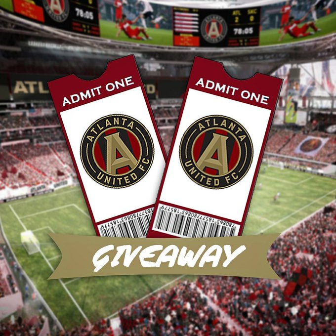 Instagram post by Atlanta United Fan TV 🔴⚫⚑ • Aug 11, 2017 at 4:01pm UTC