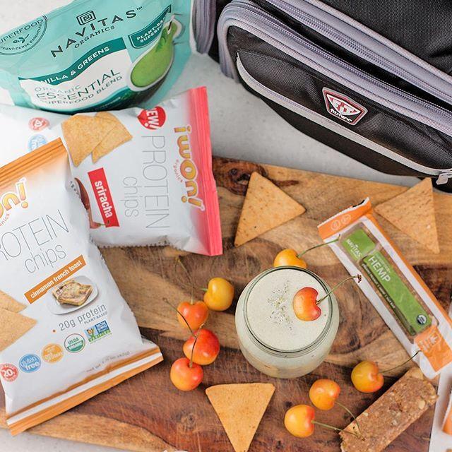 Fitmark + Navitas Organics + i won! organics Giveaway