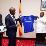 Uganda's MUSEVENI gambles with SportPesa as the betting firm aims to exit Kenya (PHOTOs)
