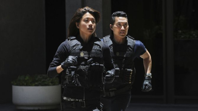 .@CBS continues to defend their handling of 'Hawaii Five-0' casting drama
