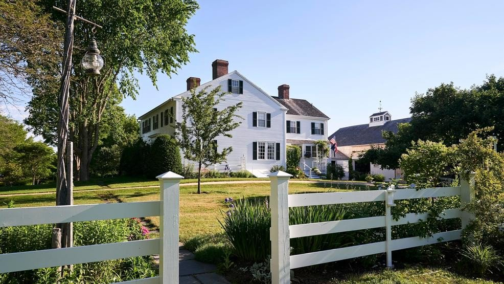 For sale: Maine farm with barn that inspired 'Charlotte's Web': https://t.co/jLlLBP4FES #komonews https://t.co/yewom57169