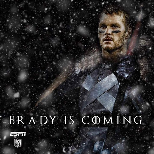 Happy birthday Tom Brady you\re the fuckin man