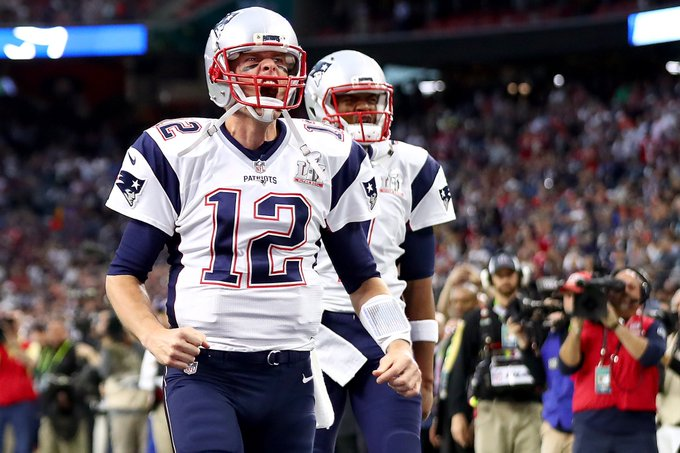 Happy Birthday to the Greatest of all time Tom Brady ! Today should be a holiday.