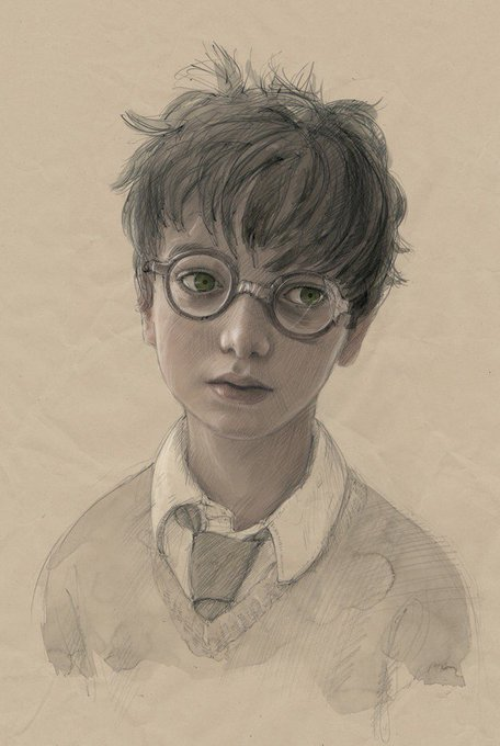 Happy Birthday Harry Potter!
