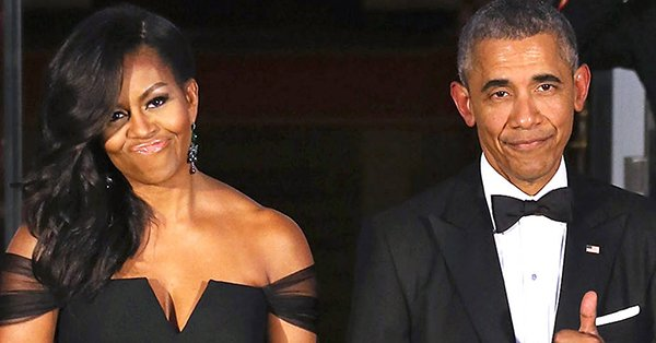 Michelle Obama is showering Barack Obama with love on his 56th birthday: