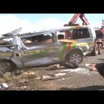 Kericho - Kisumu highway accident claims 9 lives