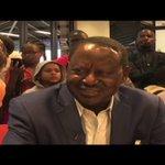 Raila Odinga unwinds with family after vigorous campaign period