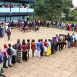 Rain, dull clouds in Mt Kenya, Rift regions on election day - weatherman