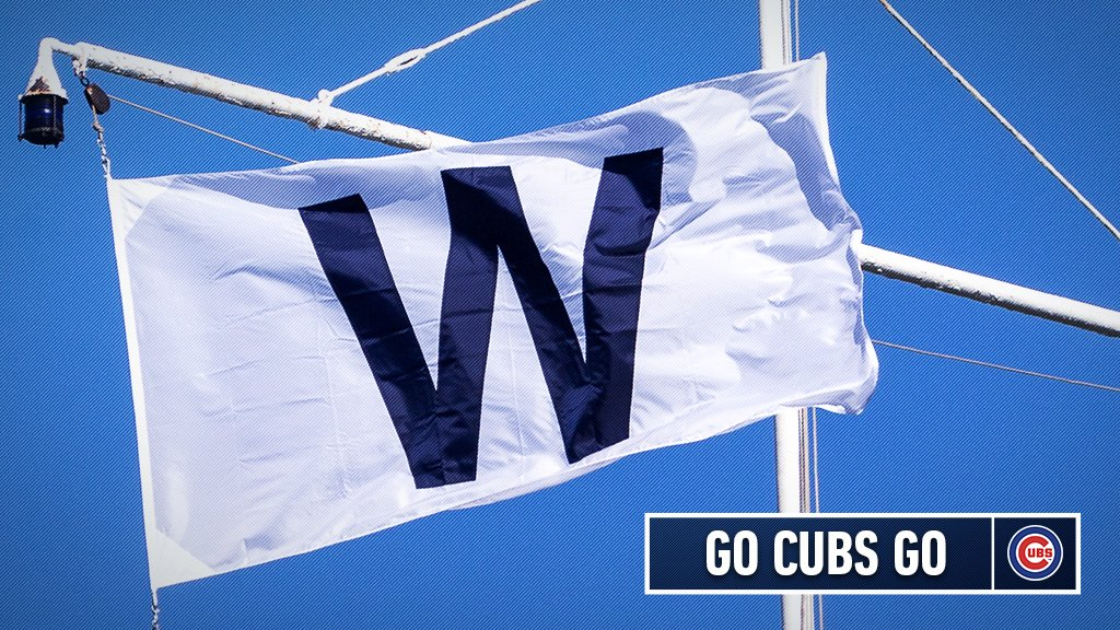Cubs win!  Final: #Cubs 5, #SFGiants 3. https://t.co/3oU1sT5gVy
