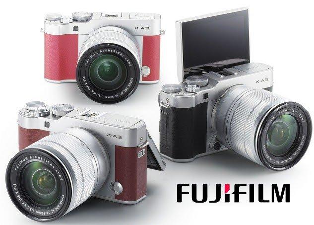 #WIN a Fujifilm X-A3 Camera [8/24]