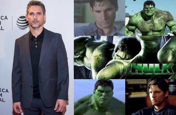 Hoy cumple 49 años Eric Bana (Bruce Banner/Hulk en Happy Birthday