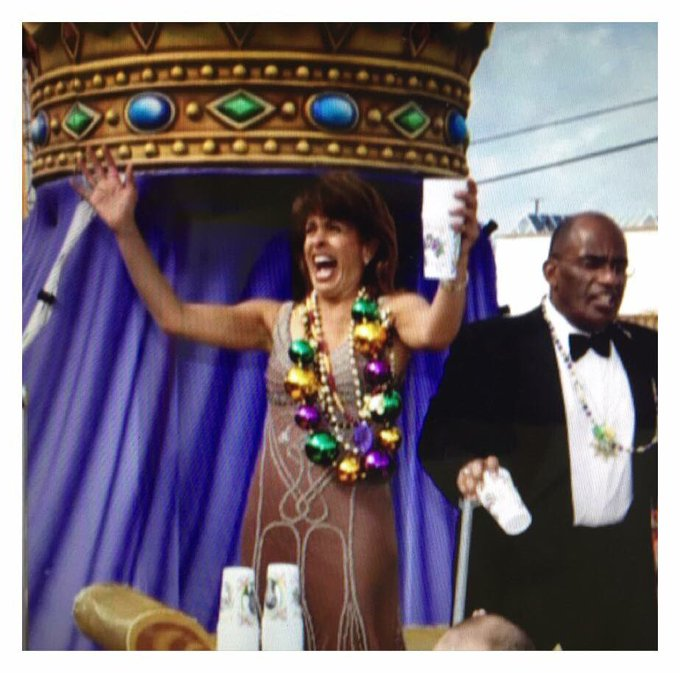 Happy Birthday Hoda Kotb! Our very own Grand Marshal 2008! We wish you all the best!