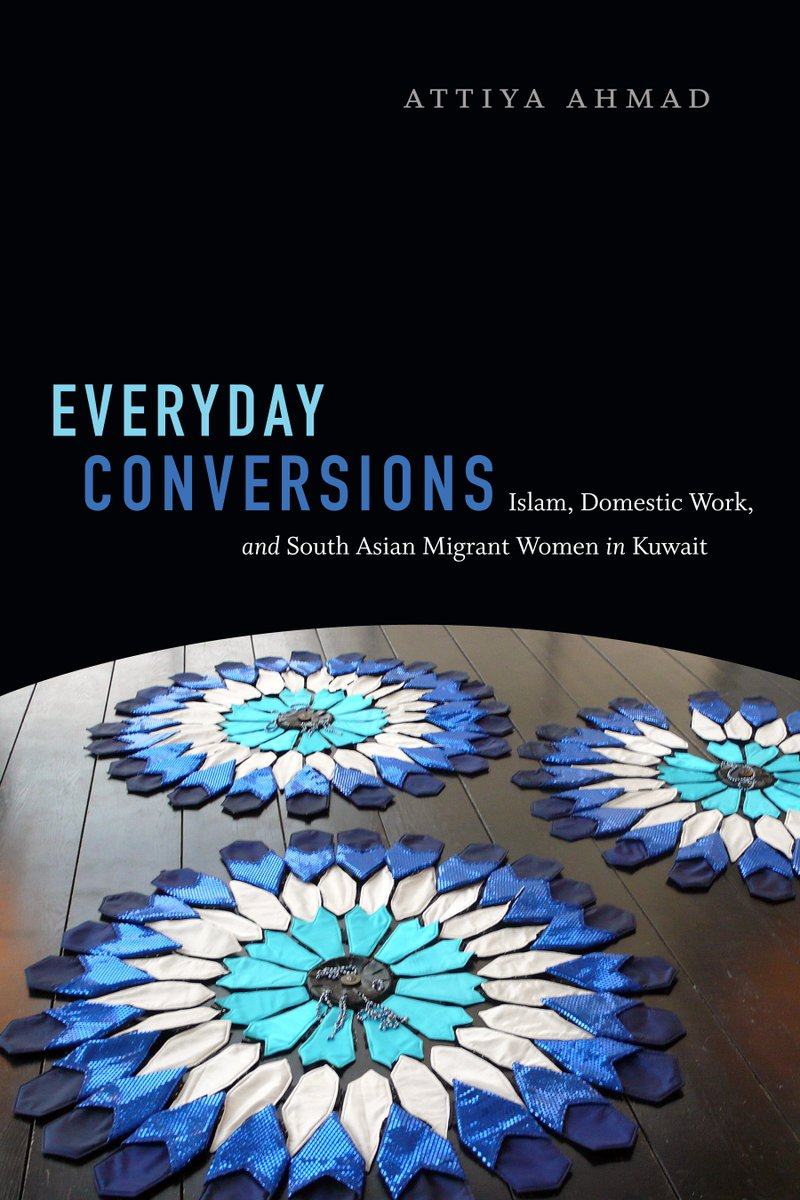 "test Twitter Media - Congratulations to Attiya Ahmad, whose book ""Everyday Conversions"" won honorable mention for the Sarah A. Whaley book prize from the @nwsa https://t.co/GFFZ4lhRpU"