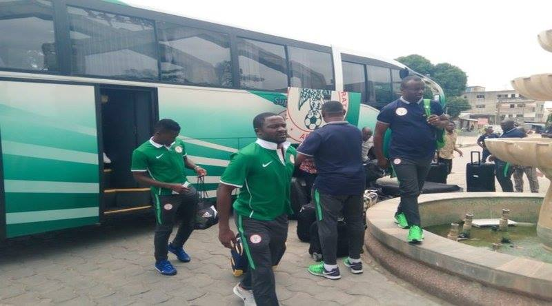 Eagles' road-travel likely to affect performance – Coach