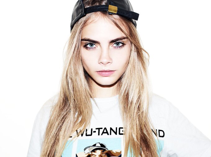 Happy Birthday to the stunning Cara Delevingne. The model and actress turns 25 today!