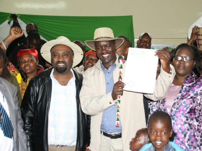 Calm in Eldoret as Buzeki concedes defeat to Mandago