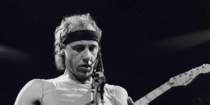 Happy BIrthday Mark Knopfler!  Hoy cumple 68 años Mark Knopfler (Dire Straits)