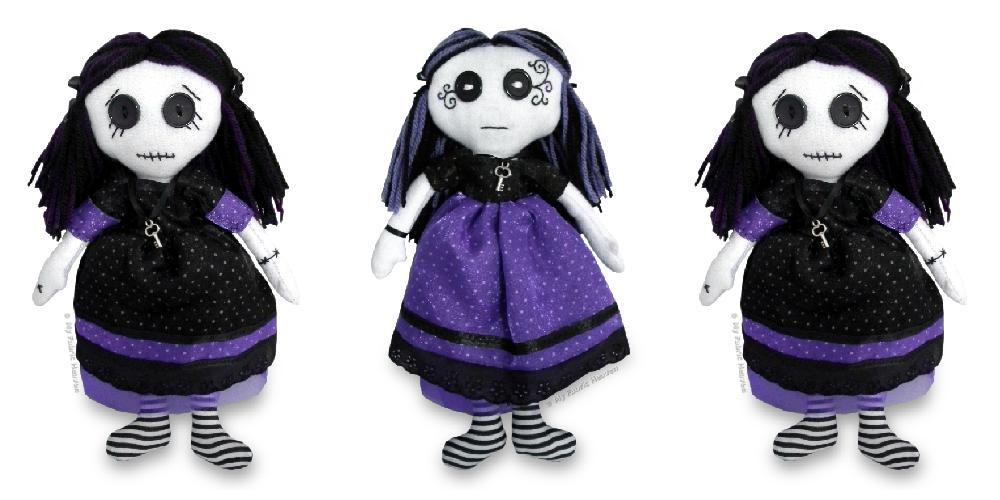 Creepy #Gothic #Ragdoll #sewing pattern #handmade #flockBN Sew easy! https://t.co/CdW8KGRc7K https://t.co/sHKn517hSE https://t.co/627NkNpooq