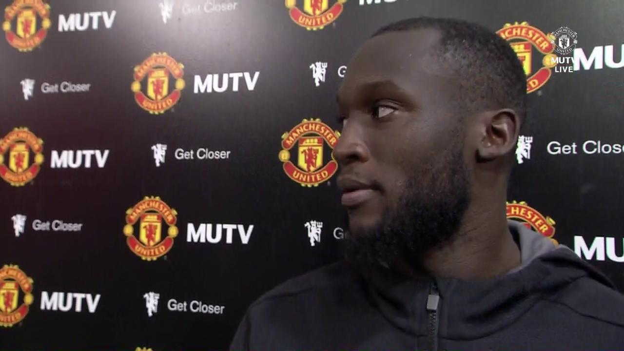 'I knew today would be good!'  A word with two-goal hero @RomeluLukaku9... https://t.co/ieWstmMzYn