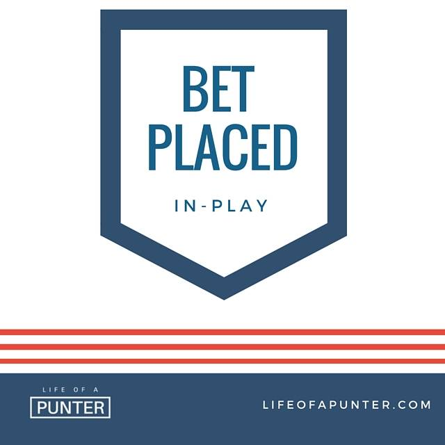 Inplay bet placed for PSG 1st goal before 70:00 at 1.50 odds #Ligue1 https://t.co/6Aa3m8hm08
