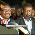 Kenyatta meets Assumption of office committee ahead of Aug'29th swearing in