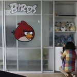 Angry Birds maker Rovio's sales jump on movie boost
