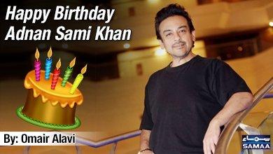 Happy Birthday Adnan Sami Khan Read: